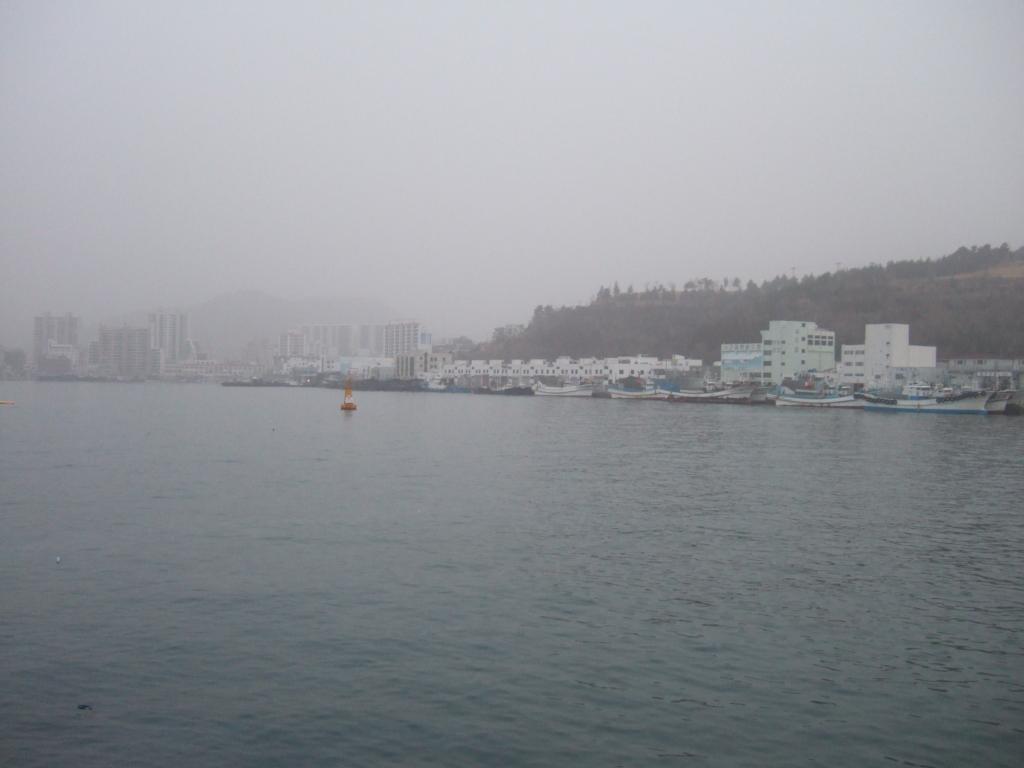 경남 통영시 동호항