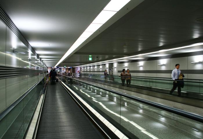공항철도 가는길