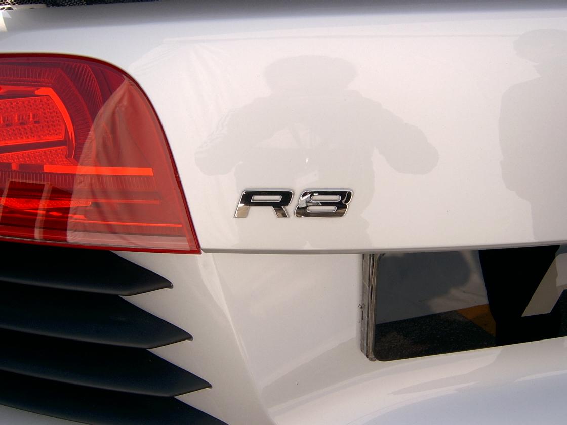 R8 드라이빙 익스피리언스