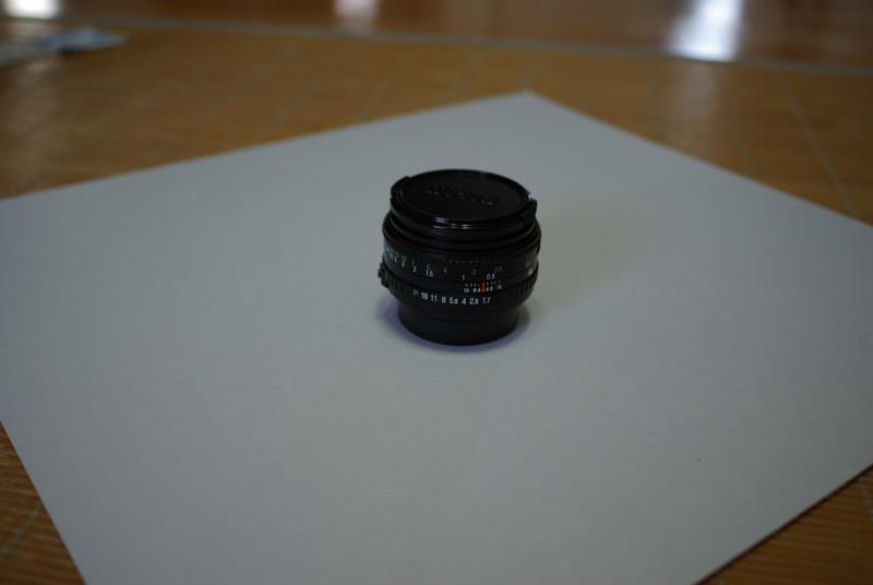 리케논 50.7 (RIKENON P 1:1.7 50mm)