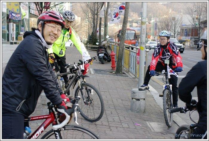 [Riding] 서울 정복하기. 2008. 3.1  Tour de Seoul