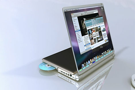 MacBook Plus 동영상.