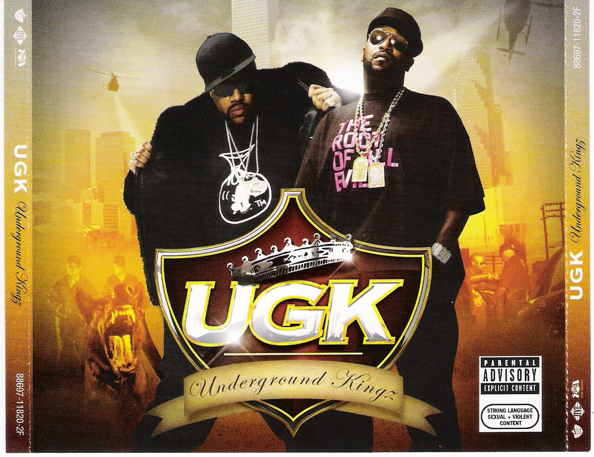 Int'l Players Anthem ( I Choose You) Feat. Outkast - UGK