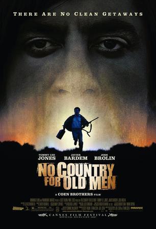 <노인을 위한 나라는 없다(2007)> 양들의 침묵의 안소니 홉킨즈와 대등한 악마가 탄생했다!