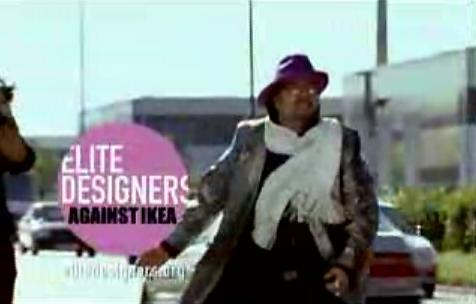 Elite Designers Against IKEA, 2004