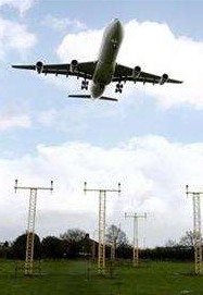 항공기 이륙